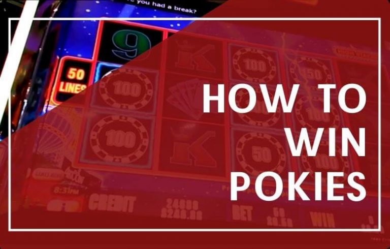 How To Win Playing Pokies: From The Basic Guidelines To Jackpot Strategies