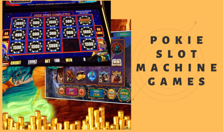Pokie Slot Machine Games: Modern Gambling Trends To Get Good Winnings